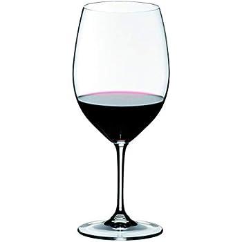 リーデル (RIEDEL)赤ワイングラス ヴィノム カベルネ・ソーヴィニヨン/メルロ (ボルドー) 610ml 6416/0  2個入