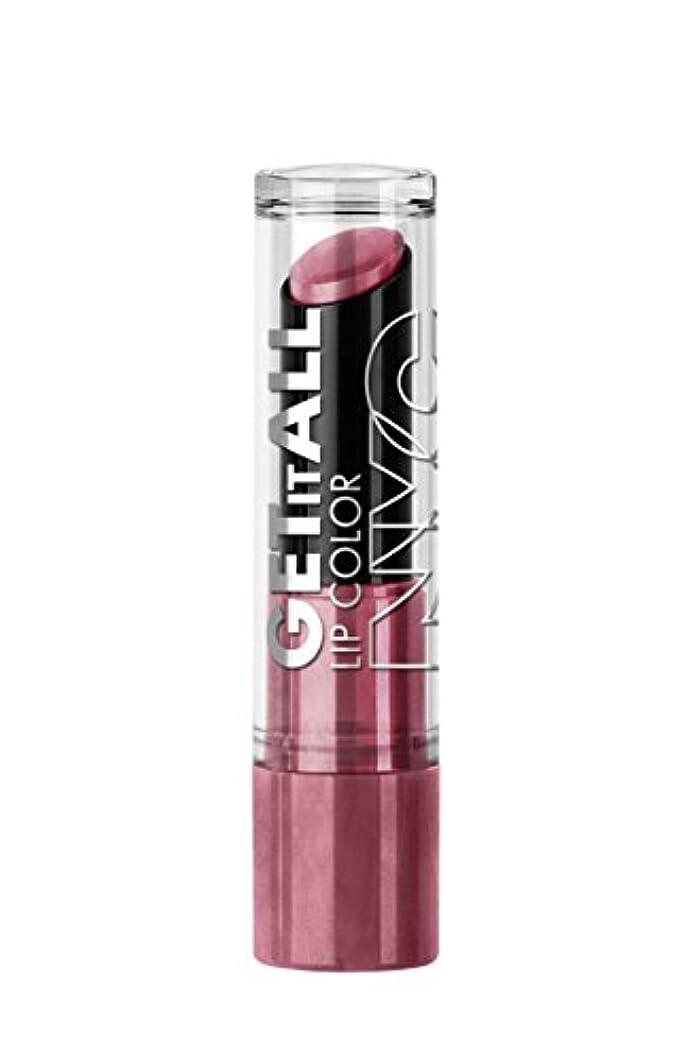 腐った湾疾患NYC Get It All Lip Color COPPERific (並行輸入品)