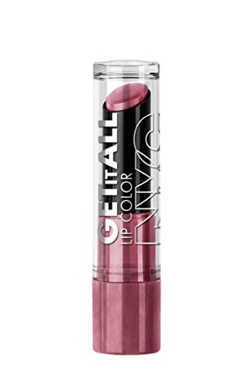 渇きシャンパン記憶NYC Get It All Lip Color COPPERific (並行輸入品)