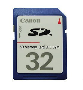 Canon SDC-32M Secure Digital M...