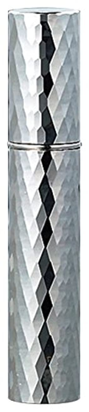 初心者壁紙ワイド22102 メタルアトマイザーダイヤカット シルバー