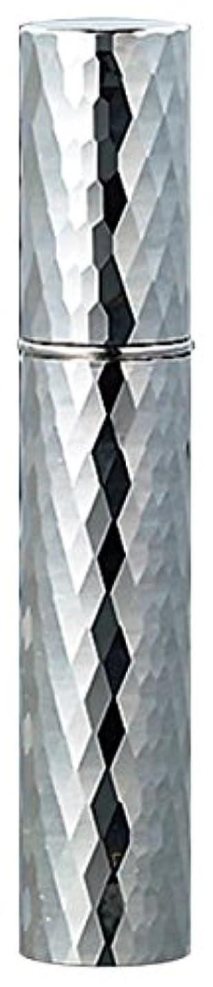 成功する漂流の22102 メタルアトマイザーダイヤカット シルバー