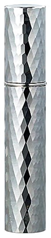 ハーフ自己尊重日帰り旅行に22102 メタルアトマイザーダイヤカット シルバー