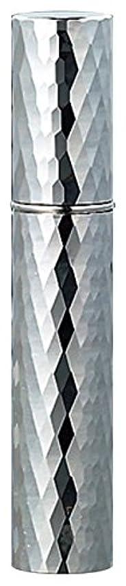 鮫擬人化サポート22102 メタルアトマイザーダイヤカット シルバー