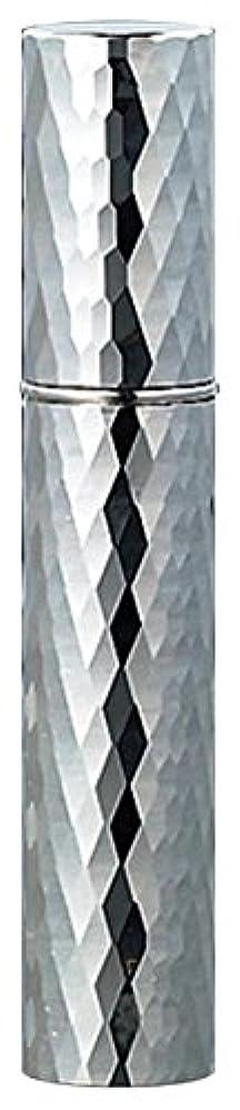 グラマー出力体操選手22102 メタルアトマイザーダイヤカット シルバー