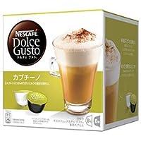 ネスレ日本 ネスカフェ ドルチェ グスト 専用カプセル カプチーノ 16個(8杯分)×3箱入×(2ケース)