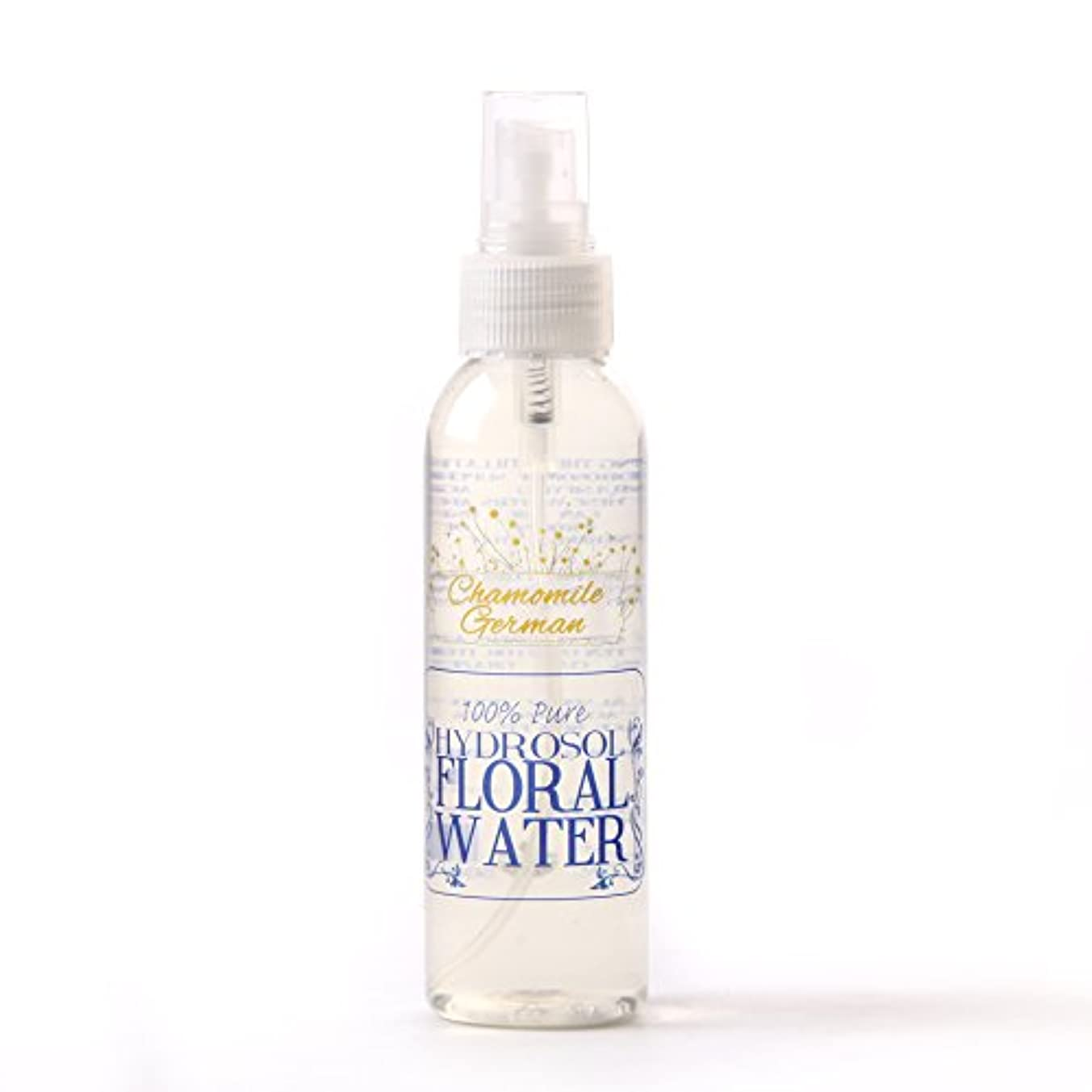サッカー少年アクティブGerman Chamomile Hydrosol Floral Water With Spray Cap - 125ml