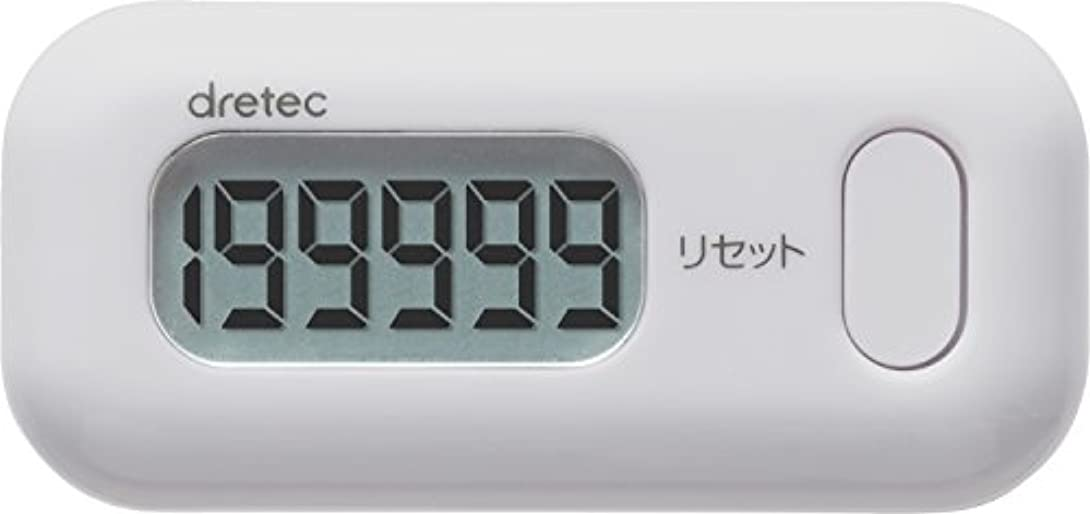 細部階層家主DRETEC(ドリテック) 歩数計 キシリウォーカーミニ 3Dセンサー