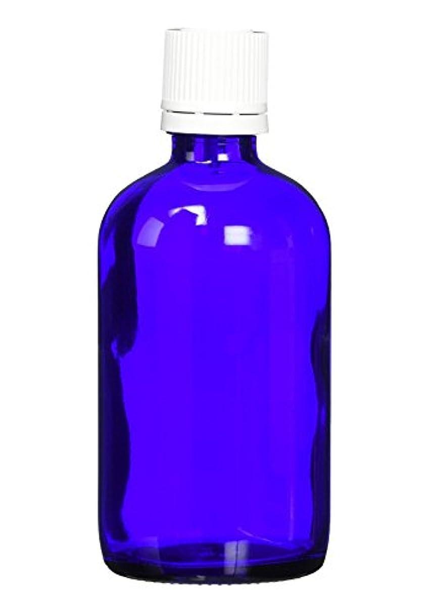 多様性試用心配ease 遮光ビン ブルー 100ml×5本
