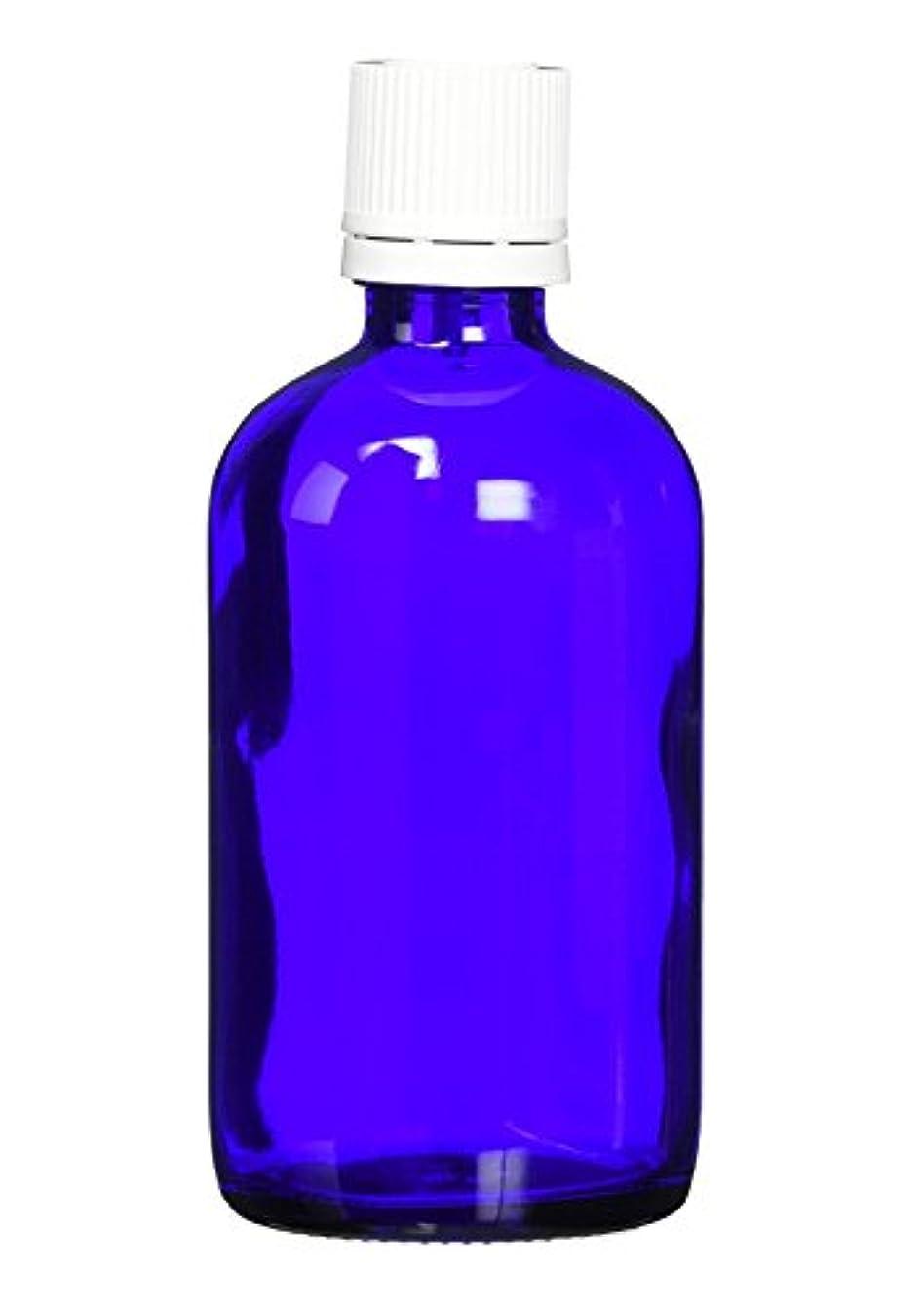 弱いデータベース明るいease 遮光ビン ブルー 100ml×5本