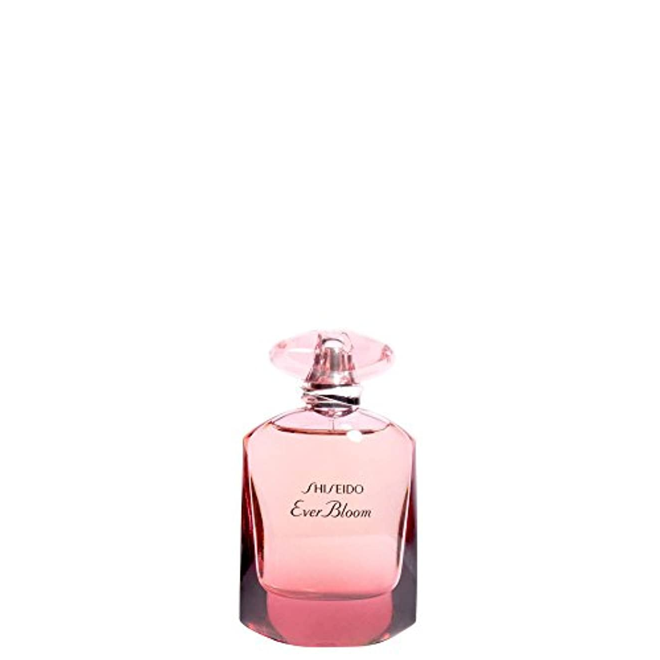 修復放棄はげ資生堂 Ever Bloom Ginza Flower Eau De Parfum Spray 50ml/1.7oz並行輸入品