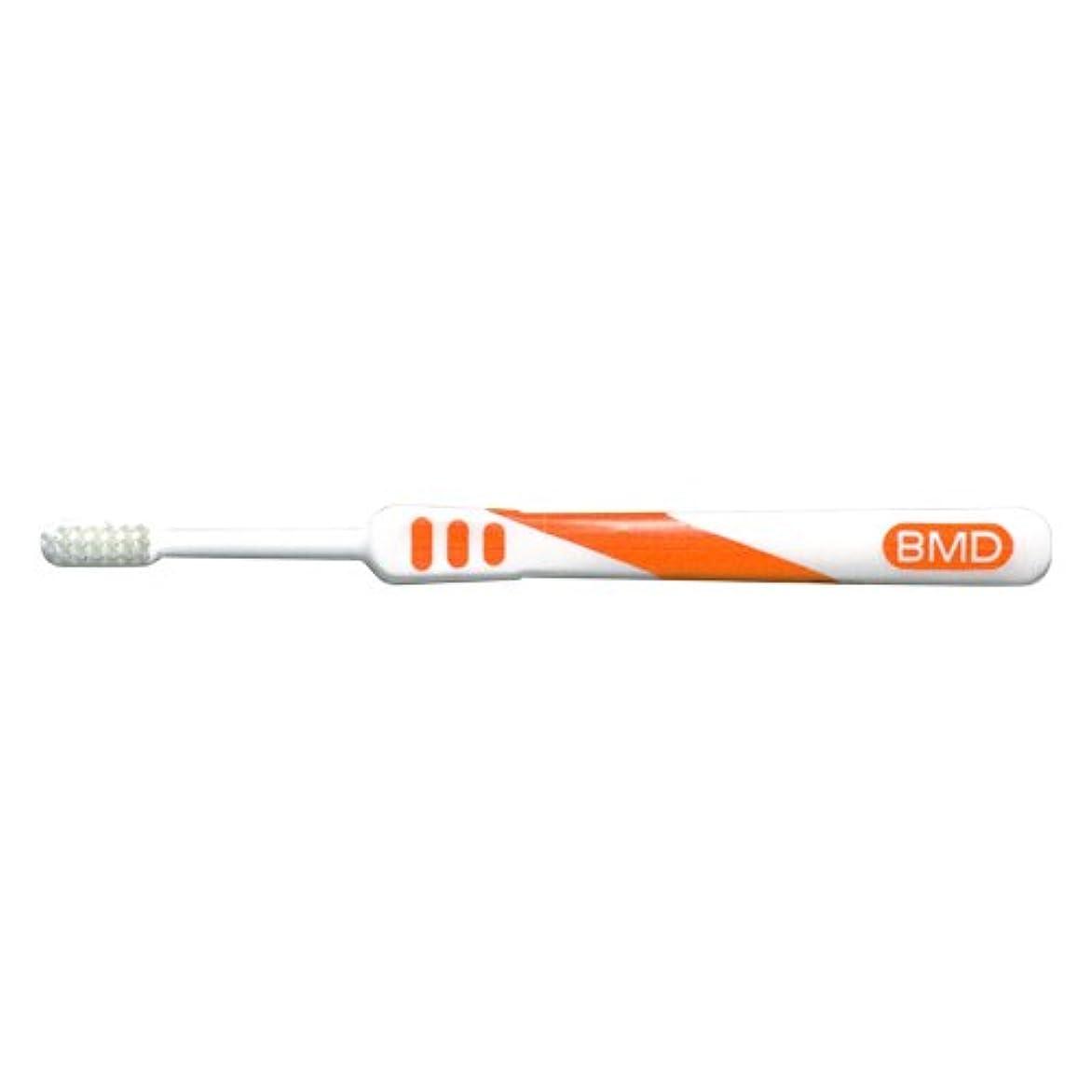 もっと少なくブラケット血色の良いビーブランド ビークイーン歯ブラシ 1本 105 タイブオレンジ