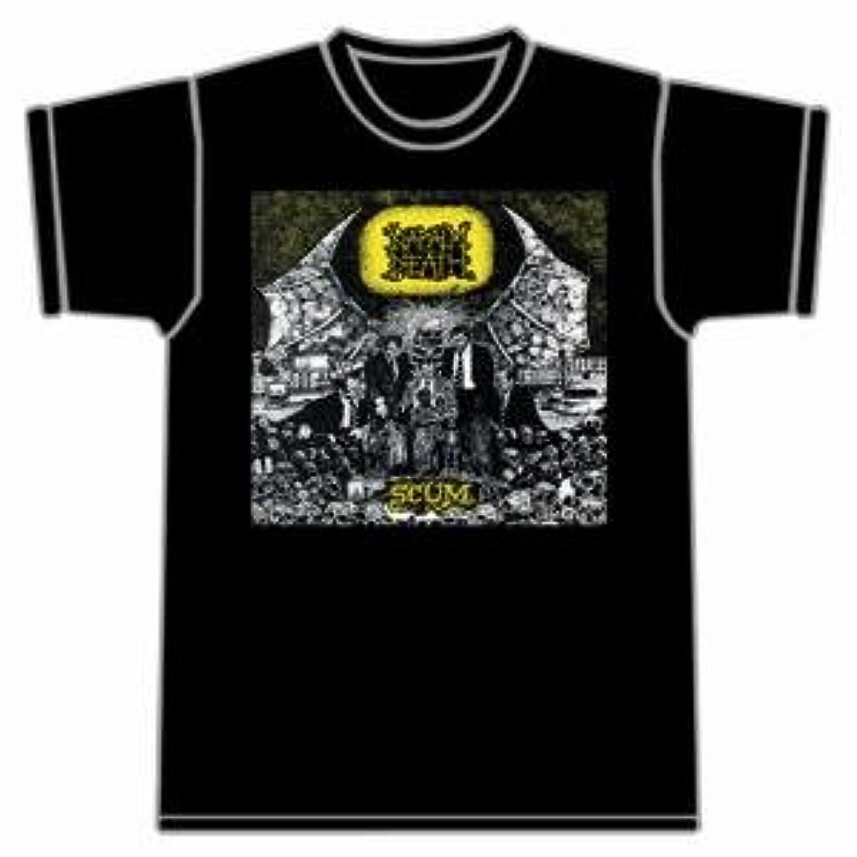 手配する投票チョークナパーム?デス?Tシャツ Napalm Death - Scum Classic T-shirt