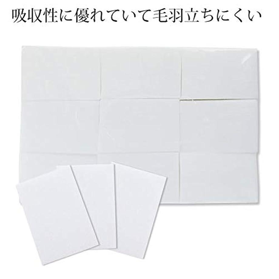 確認するシェード不要ネイル 不織布ワイプ 500枚入り