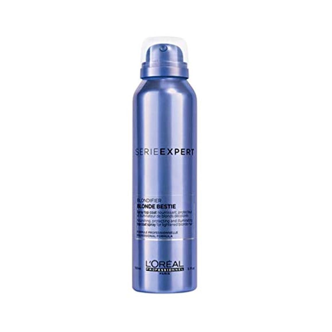 環境保護主義者風コンデンサーロレアル セリエ エクスパート ブロンディファイア ブロンド ベスティー スプレー L'Oreal Serie Expert Blondifier Blond Bestie Spray 150 ml [並行輸入品]