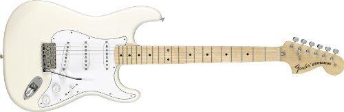 Fender フェンダー クラシック シリーズ '70sストラトキャスター オリンピックホワイト Classic Series '70s Stratocaster, Maple Fretboard - Olympic White[並行輸入]