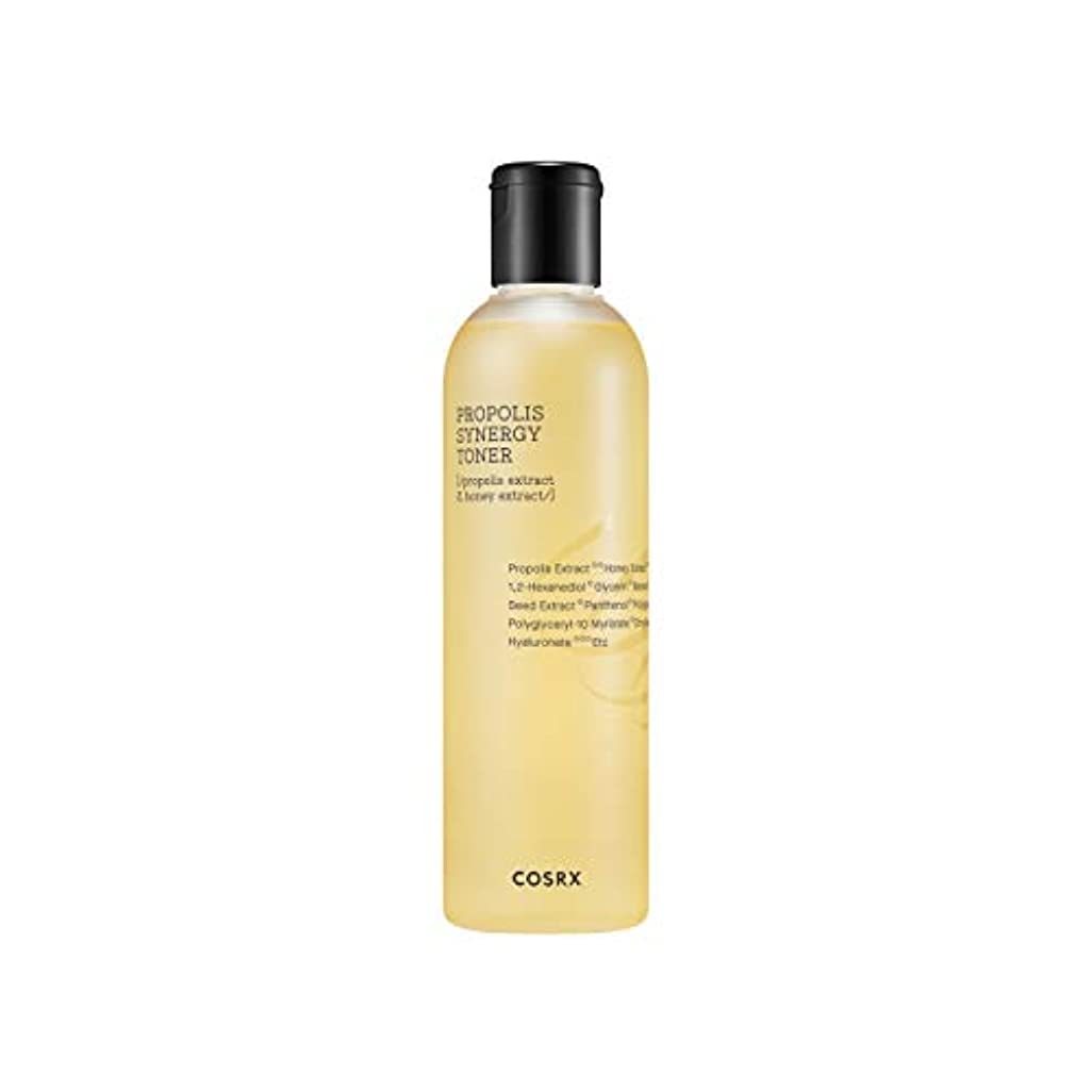 メロン容疑者謎COSRX Full Fit Propolis Synergy Toner, 280ml (並行輸入品)