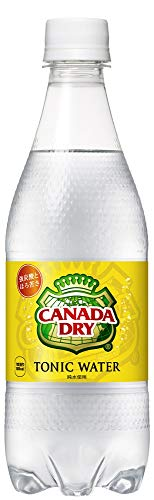 カナダドライ トニックウォーター 500ml×24本 PET