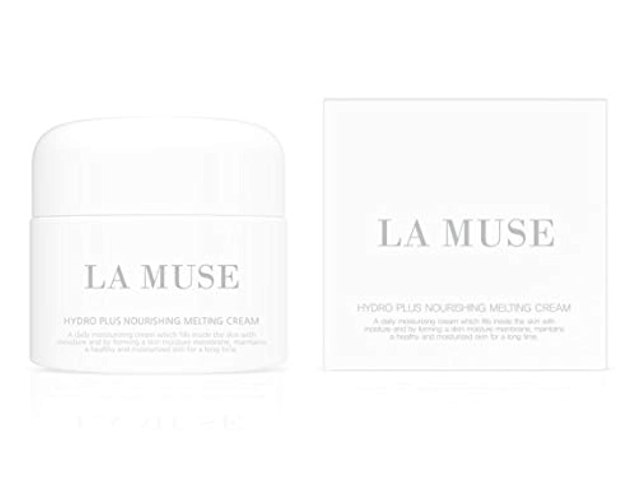 ビデオ優しさ後方[40%セール+ギフト付き] La Muse ラミューズ ハイドロ プラス ナリッシング メルティング クリーム 30ml / La Muse Hydro Plus Nourishing Melting Cream 30ml