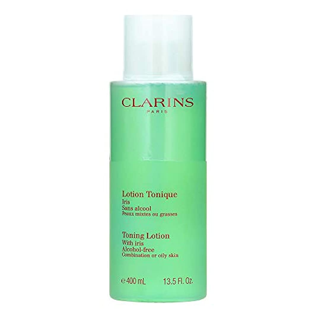 クラランス(CLARINS) トーニング ローション (コンビネーション/オイリー) 400ml [並行輸入品]