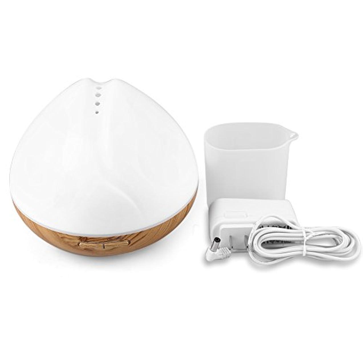 空気加湿器、WiFiスマートアロマLEDタイマー作品(US)