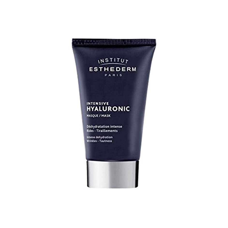 水曜日ペストリーアッパーInstitut Esthederm Intensive Hyaluronic Mask 75ml [並行輸入品]