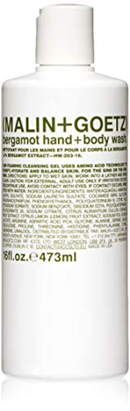 ご注意呼ぶ植物学者マリン アンド ゴッツ Bergamot Hand+Body Wash 473ml/16oz並行輸入品
