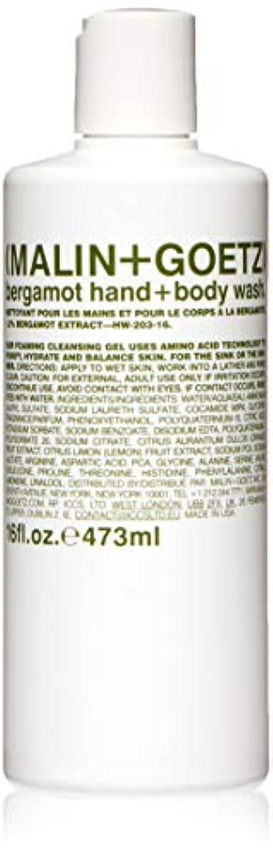 組み合わせ伸ばすどうしたのマリン アンド ゴッツ Bergamot Hand+Body Wash 473ml/16oz並行輸入品