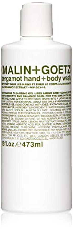 流用するきょうだい粗いマリン アンド ゴッツ Bergamot Hand+Body Wash 473ml/16oz並行輸入品