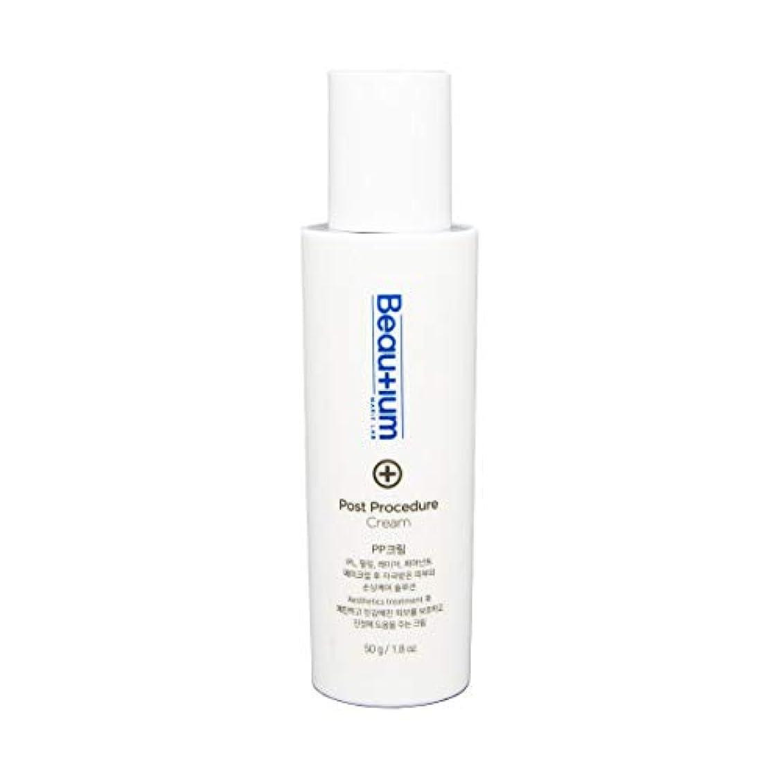 ダイアクリティカル遺棄された理容室[Beautium] ポスト手続クリーム50g鋭敏で敏感な肌用水分栄養の供給で早く鎮静 ??? ??? ????? ??
