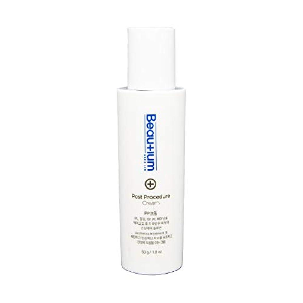 狂う枯れる衝動[Beautium] ポスト手続クリーム50g鋭敏で敏感な肌用水分栄養の供給で早く鎮静 ??? ??? ????? ??