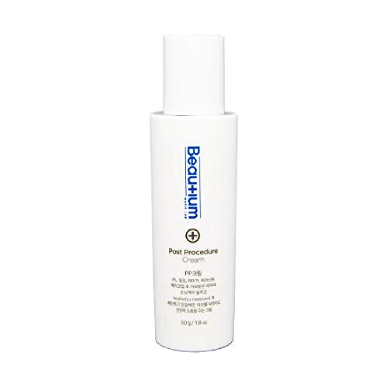 古代委任軌道[Beautium] ポスト手続クリーム50g鋭敏で敏感な肌用水分栄養の供給で早く鎮静 ??? ??? ????? ??