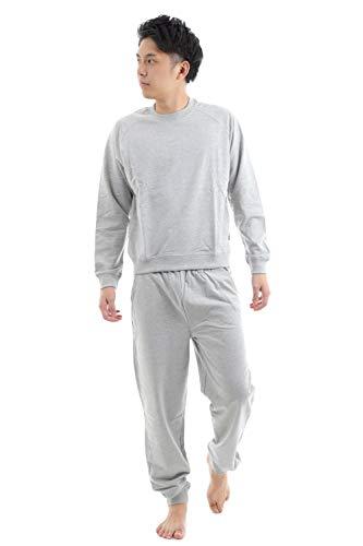 [NEXUS] スエット上下 セットアップ パジャマ 部屋着 ルームウェア スェット スウェット メンズ