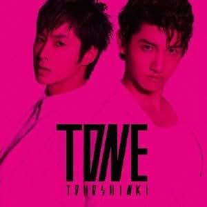 TONE【特典ポスター無】(通常盤)(ジャケットA)(DVD付)