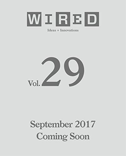 WIRED VOL.29/特集「Africa:アフリカ」 発売日