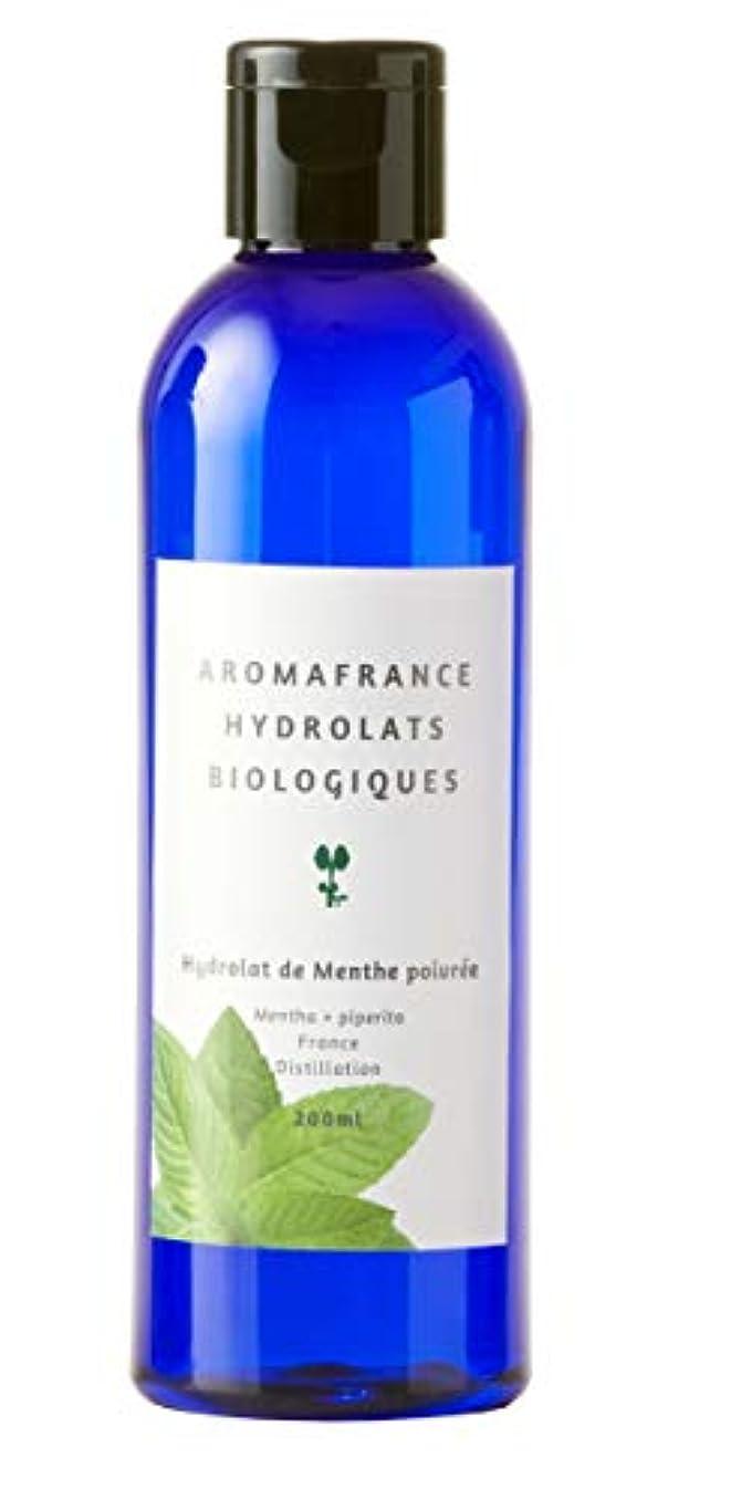 ブローホール驚いた耕すアロマフランス(Aroma France)イドロラ ド マント 200ml