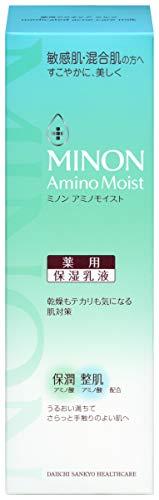 ミノン MINON アミノモイスト 薬用アクネケア ミルク 本体 100g