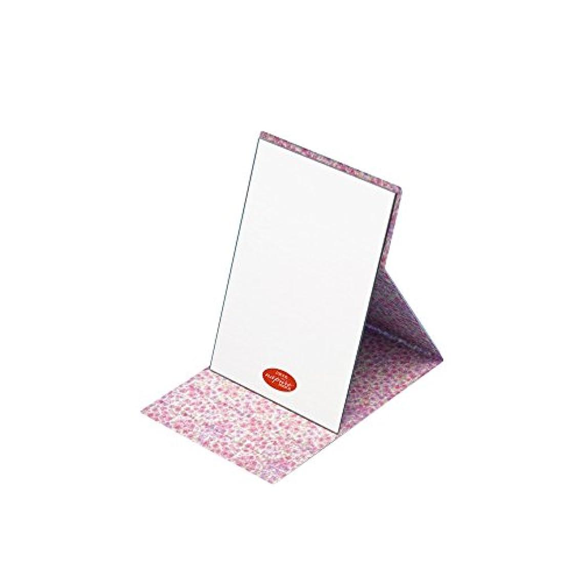 インシュレータ食料品店磁気プロモデル折立ナピュアミラーフラワー