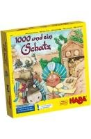千とひとつの宝物 (1000 und ein Schatz) ボードゲーム