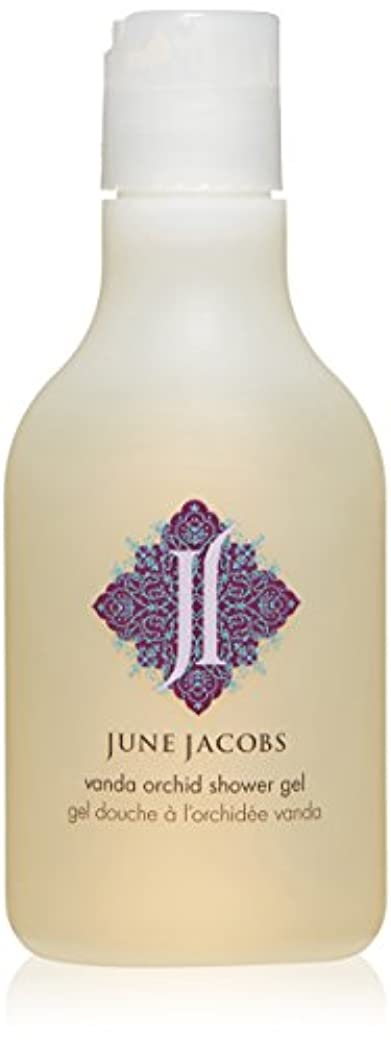 残るだますくつろぐJune Jacobs Vanda Orchid Shower Gel, 6.7 Fluid Ounce by June Jacobs