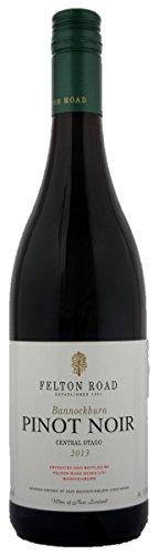フェルトン・ロード・ピノ・ノワール・バノックバーン 750ml [ニュージーランド/赤ワイン/辛口/ミディアムボディ/1本]