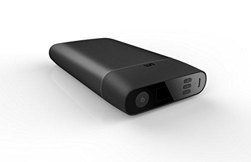 Smart Air Pump M1 Black スマートエアーポンプ 黒【シリコンカバー・英式ソケット・USBケーブル付き】