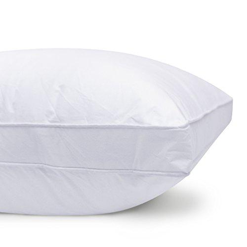 ツキノユメ 洗える快眠枕 高反発 ホテル仕様 35x50cm 高級立体構造 ホワイト