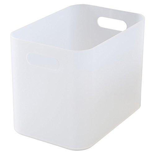 無印良品 ポリプロピレンメイクボックス (新)約150×220×169mm
