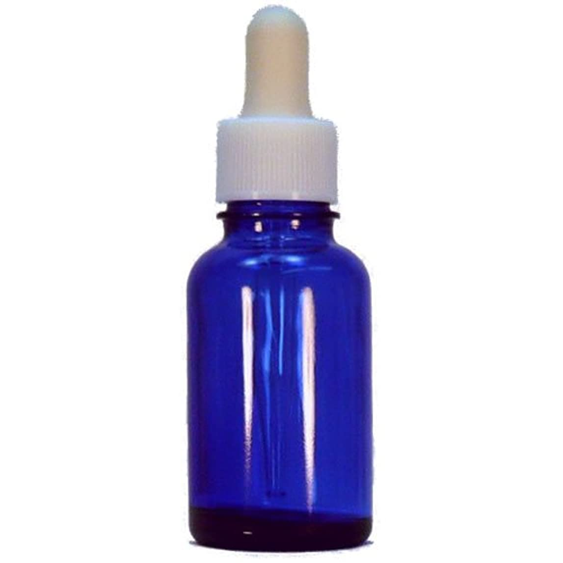 オンス下線舌なミキシングボトル ブルー 20ml