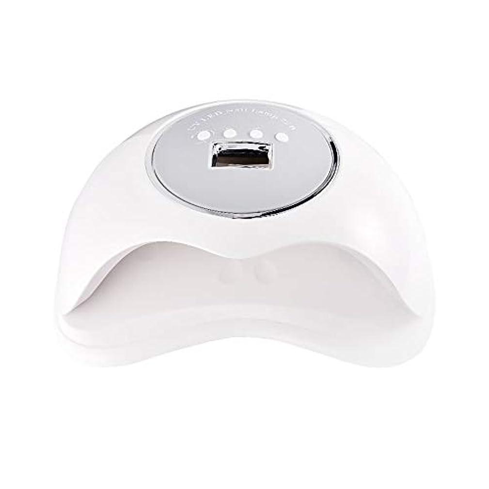 所有者シネウィ教義釘のドライヤー - 自動赤外線センサー、二重光源のLEDランプのゲルのドライヤーのマニキュアが付いている紫外線携帯用LEDの釘ランプ