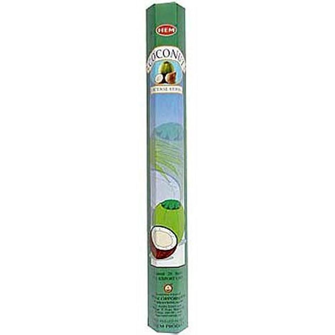 フルート発表製造HEMココナッツ 6個セット