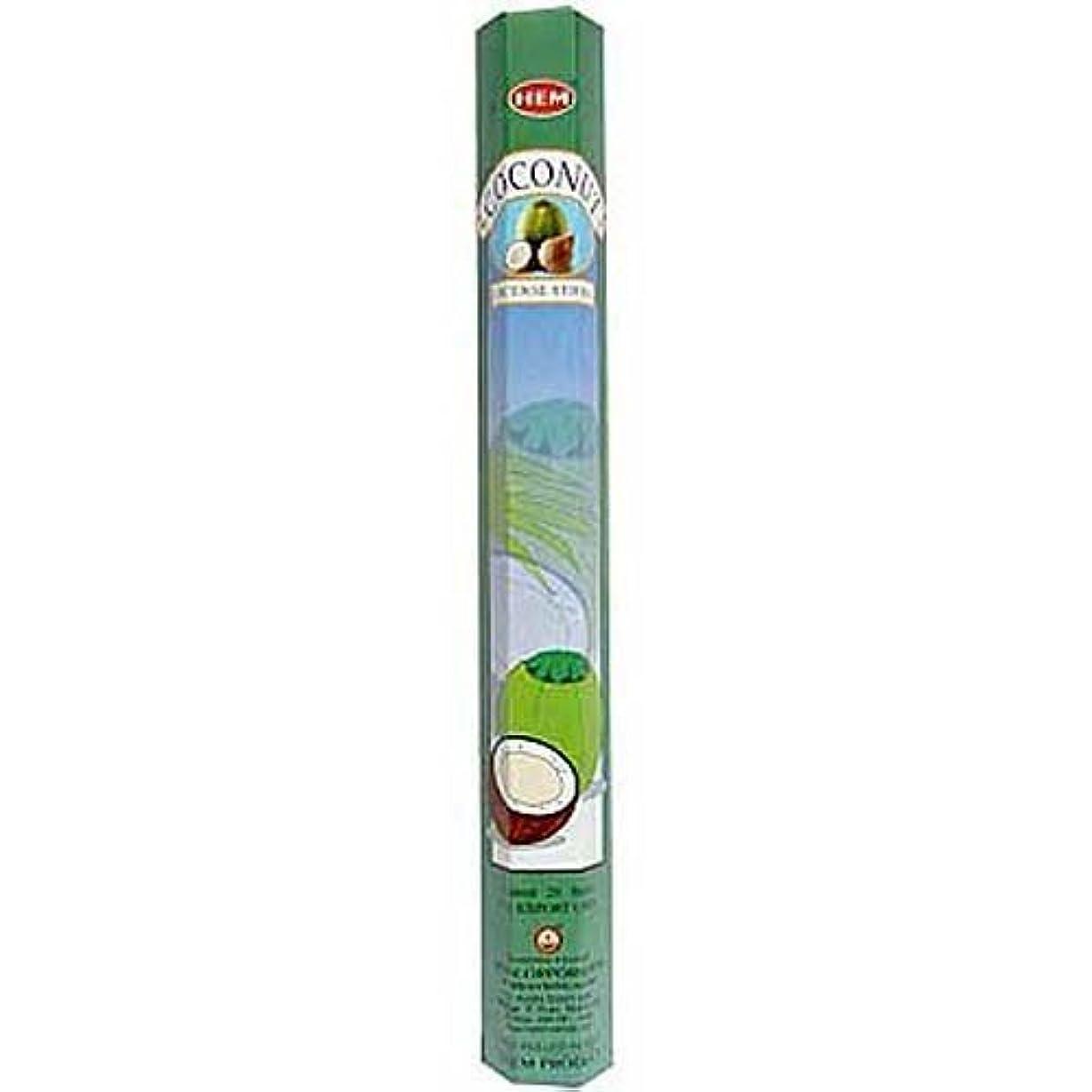 パック原油フィットHEMココナッツ 6個セット
