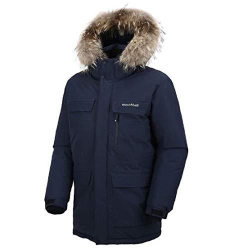 [モンベル] Mont-bell ハーブンIII グースダウン。コートアウターレディーW'S HAVEN Ⅲ Down Jacket NAVY [並行輸入品] (100(L) 身長:170-180cm / 胸囲:100cm)