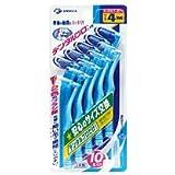 デンタルプロ 歯間ブラシ L字型 10本入 サイズ 4 (M)